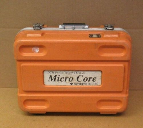 SUMITOMO Micro Core Protective Carry Case for DCM Fusion Splicer Type-39